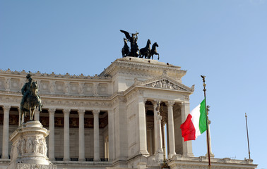 National monument, Rome