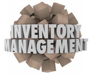 Inventory Management Cardboard Boxes Merchandise Stock Logistics