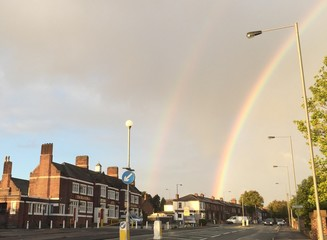 Nice Double Rainbow