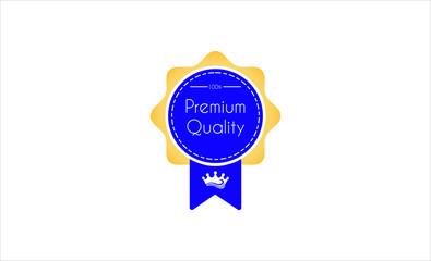 Premium Quality - Emblem