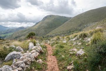 Sentiero montano