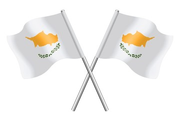 Flags of Cyprus