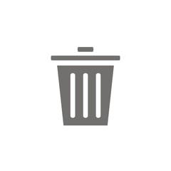 Icono basura FB
