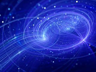 Interstellar trajectories in space