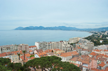 The big haven of Cannes