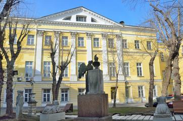Государственный музей архитектуры имени А.В. Щусева