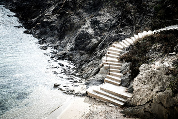 stairs in Catalonia