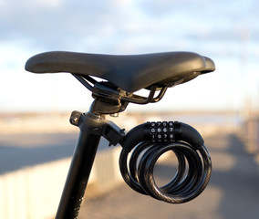 bycicle lock