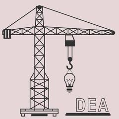 Bridging the idea