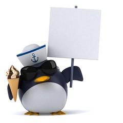 Fun penguin
