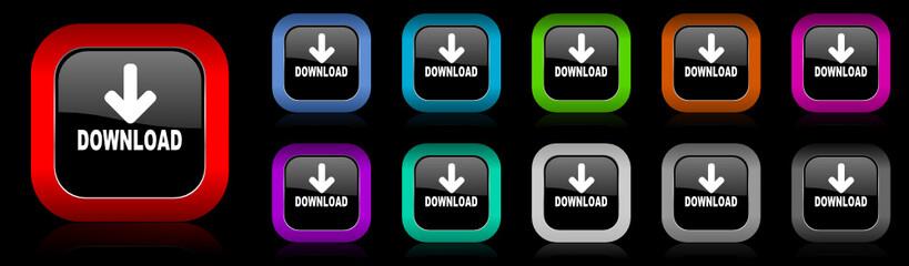 download vector icon set
