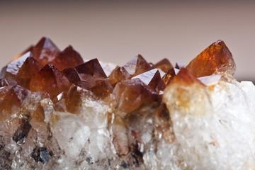 Hessonite or Cinnamon Stone