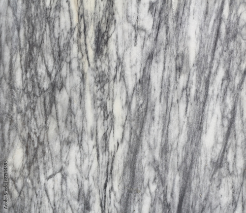 Fototapeta White marble texture background pattern with high resolution.