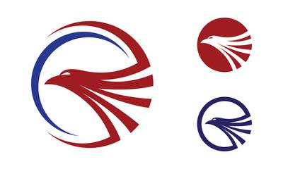 Falcon Logo Template 1