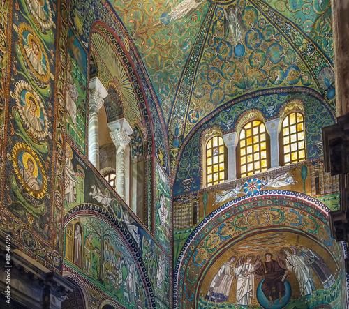 Basilica of San Vitale, Ravenna, Italy - 81546795