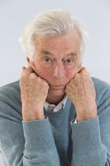Portrait Homme senior