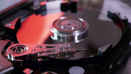 Hard Disk Drive Reading