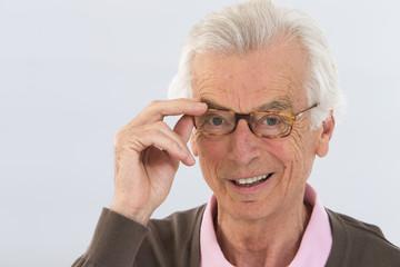 Portrait Senior Homme