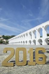 Gold 2016 Message at Lapa Arches Rio