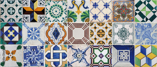 Leinwanddruck Bild azulejos lisboa portugal oporto 4-f15
