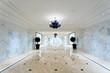 luxury hotel corridor interior with elegant decorations. - 81551128