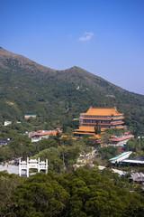香港の寶蓮寺