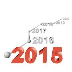 Zeitreihe 2015