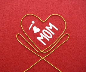 i love mother. Happy mothers day