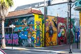 Murals in San Francisco, California