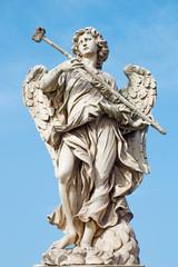 Rome - Statue of angel on the Angel's Bridge