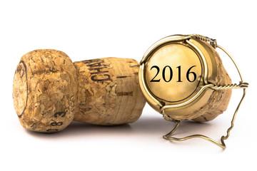 Champagnerkorken 2016