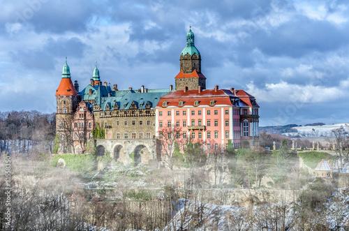 Zamek Książ w polsce