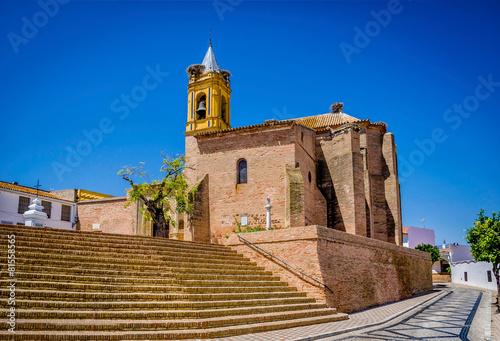 Iglesia de San Jorge, Palos de la frontera, Huelva