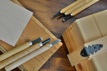 legno ed utensili