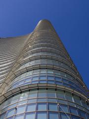 Wave skyscraper