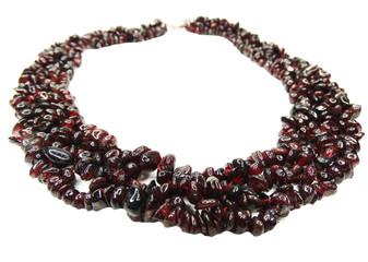 tourmaline gemstone beads necklace jewelery