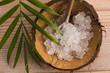 Leinwanddruck Bild - Water kefir grains