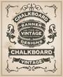 Vintage retro hand drawn banner set - vector illustration - 81561598