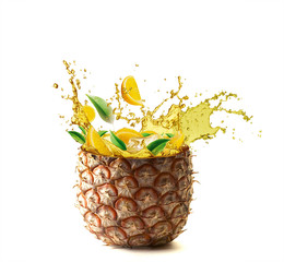 fresh ananas