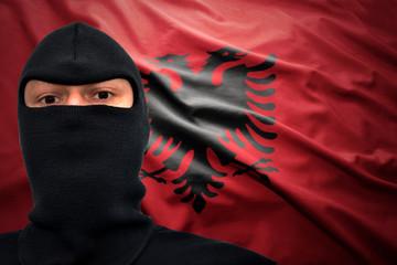albanian danger