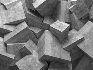 cubes wall © tiero