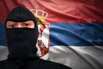 serbian danger