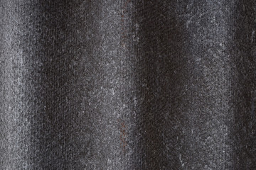 The texture of slate
