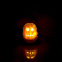 Zucca Decorativa Halloween