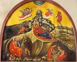 Bethlehem - Icon of Nativity from The Nativity church