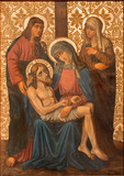Jerusalem - Pieta in Church Of Our Lady Of The Spasm.