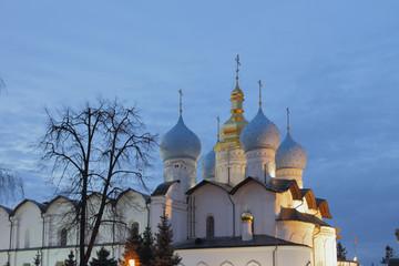 Cathedral of Annunciation in Kazan, Tatarstan