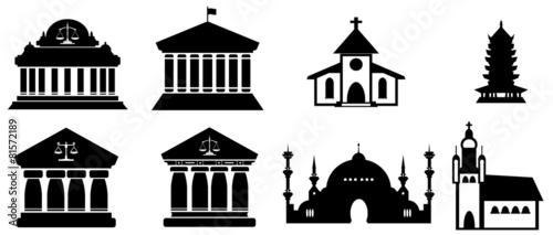 Fototapeta Justice / Religion