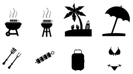 Barbecue / Vacances