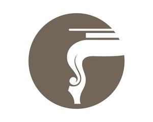 Furniture, F letter logo
